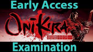 Onikira Demon Killer Early Access Examination
