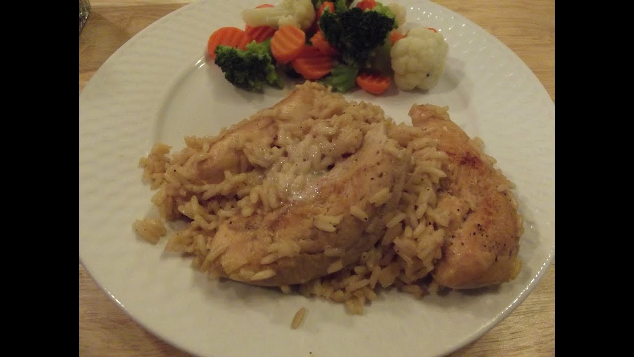 Chicken And Rice   The Hillbilly Kitchen   YouTube