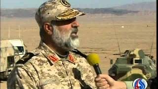 IRGC Forces to Start Main Phase of Drills in Eastern Iran