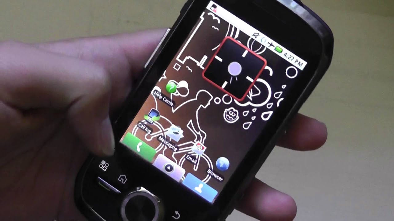 Motorola i1 Android Nextel Military Phone Review: