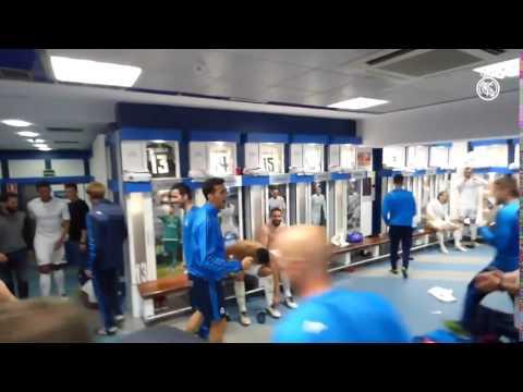 Alvaro Arbeloa siempre Madridista. Real Madrid v Wolfsburg
