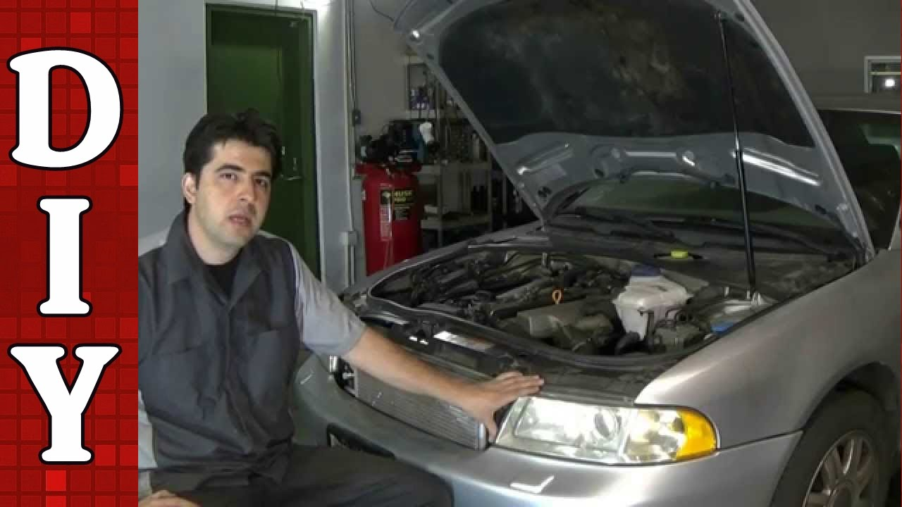 How To Remove And Replace A Headlight Assembly And Bulb
