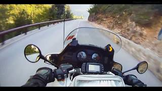 Incredible Motorcycle Rides - Gorge du Cians, French Alps