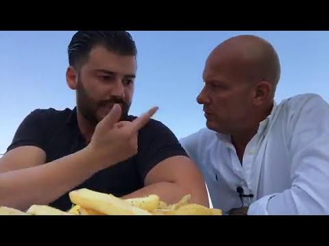 Frank Wilde mit Angelo Daflos live auf Facebook - Komfortzone