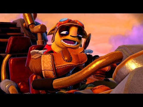 Skylanders: Trap Team - Supreme Stink - Part 25