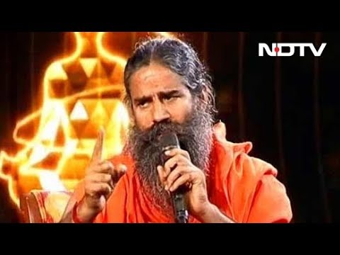 NDTV Yuva Conclave: Baba Ramdev On Being