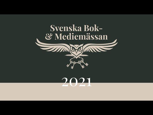 Svenska Bok- & Mediamässan - För yttrandefrihet - 2021