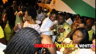 PAWTiiTV @ YELLOW & WHITE April 8th 2015  Kingston, JA  On The Boat Dock