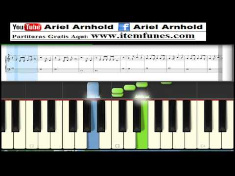 hay-libertad---piano---art-aguilera---partitura-gratis-+-tutorial-synthesia