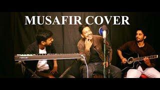 Jagga Jasoos - Musafir Cover by Aniket Sarwate Ft. Apurv Bhalerao