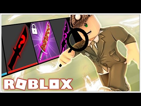 HUNTING FOR THE NEW GODLY KNIFE! | THE HOLY PIZZA KNIFE! (Roblox Murder Mystery 2)