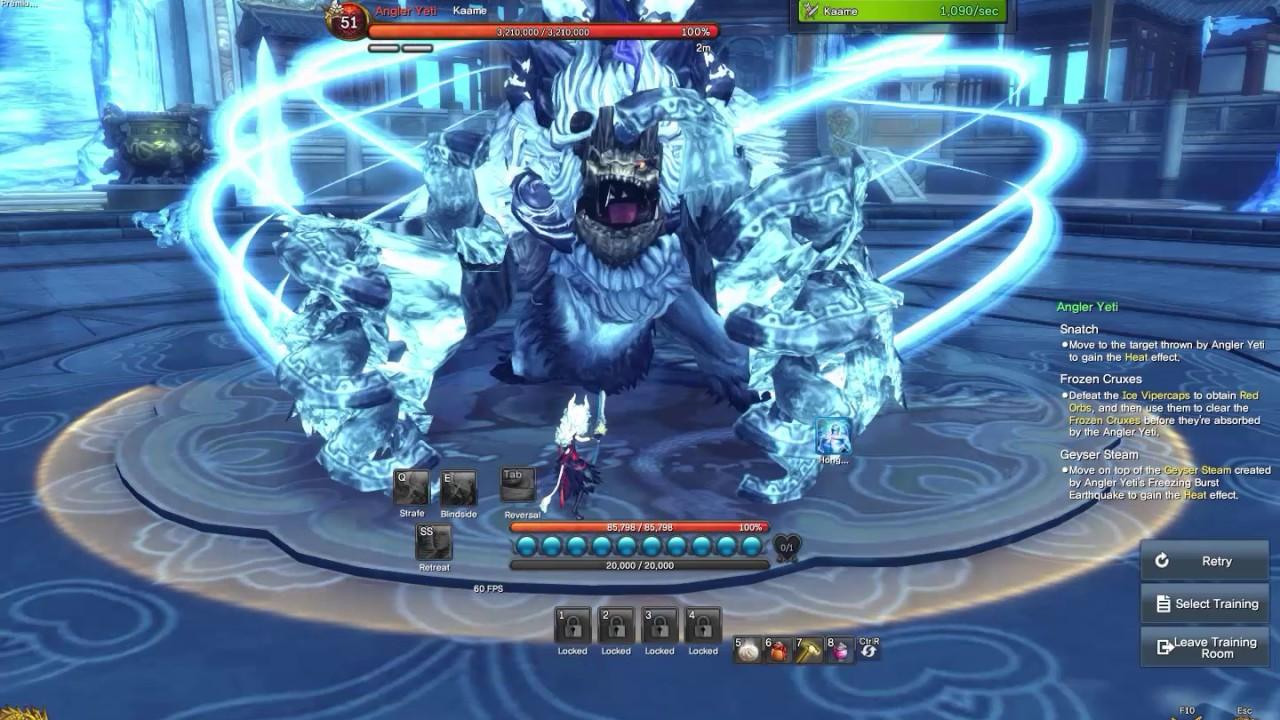Blade and Soul: Blade Dancer Guide (DPS Rotation, I-Frames and Tips)