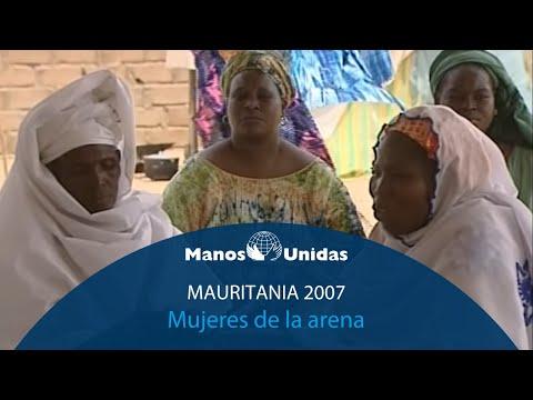 2007-Mauritania-Mujeres de la arena-Pueblo de Dios y Manos Unidas