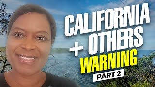 California + Other Shaking Aches & Pains 🌎 (Prophetic Warning: Last Days Message 2021 - Part 2)