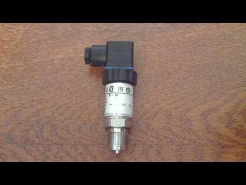 преобразователь давления WIKA S-10