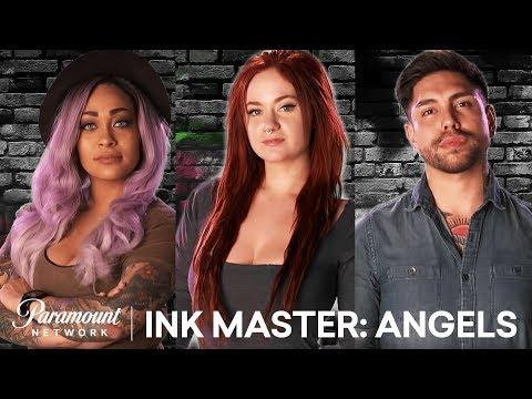 Bigger'n Dallas: Elimination Tattoo - Sneak Peek   Ink Master: Angels (Season 1)