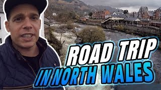 Road Trip in North Wales - Llangollen, Pontcysylte Aqueduct & Valle Crucis Abbey