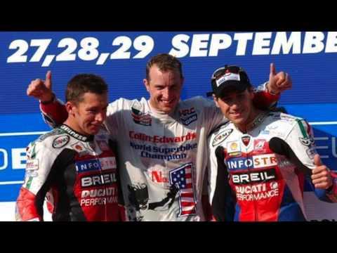 Bike Week Radio Show welcomes two-time World Superbike Champion Colin Edwards