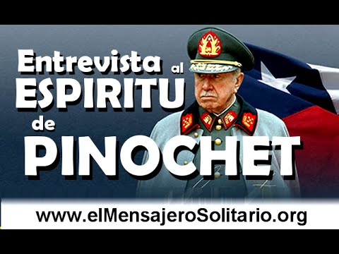 Entrevista al espiritu de Pinochet