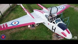 de Havilland Aircraft Museum Virtual Tour 2018