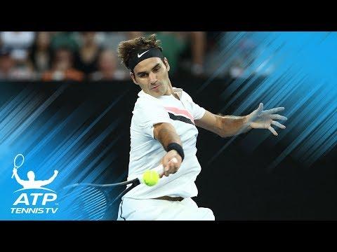 Watch Federer, Dimitrov in Rotterdam: live tennis streaming on Tennis TV!