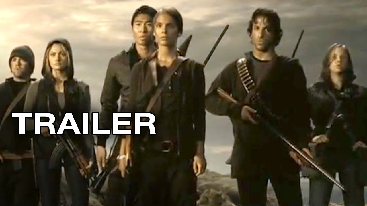 tomorrow when the war began official trailer  tomorrow when the war began official trailer 2010