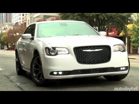 2015 Chrysler 300 *First Look* Video Review