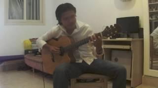 Đường xưa lối cũ - fingerstyle guitar solo