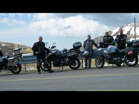 Rumänien 2016 BMW GS Motorrad MTC Granit