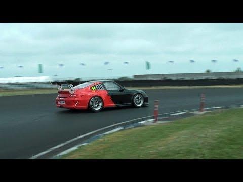 Porsche Carrera Cup Winner - Sportscar Event 2014
