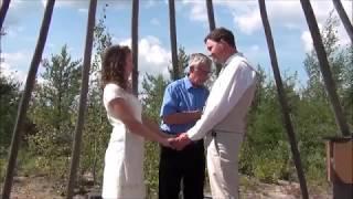 Канадские отшельники. Часть 74. Свадьба, некоторые эпизоды.