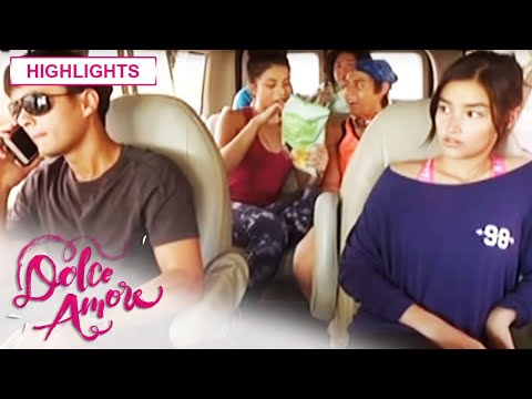 Dolce Amore: Hurting inside