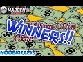 Download Madden Mobile 1.5 Million Coin Give Away Results!! MP3 song and Music Video