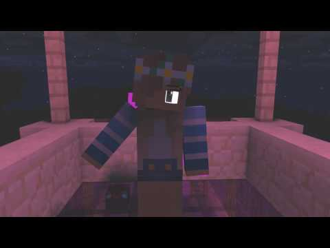 Shiny Girl - come on turn the radio on (Minecraft Song and Animation by Minecraft Andy)