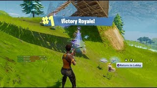 A Fortnite Montage From Season 1 vs. A Fortnite Montage Now! (Battle Royale Season 6)