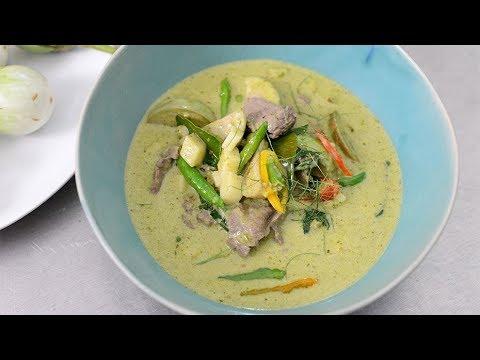 Thai Green Curry with Chef Ian Kittichai