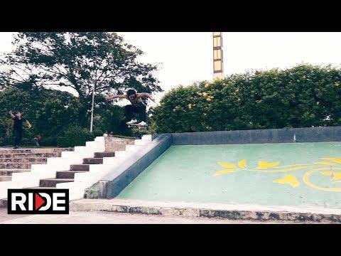 Pushing Myanmar - Yangon's First International Skatepark