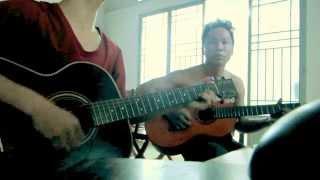 """Cát bụi - """"Guitar"""" Lê Nhân (Lead), Khag Shady (Acoustic)"""