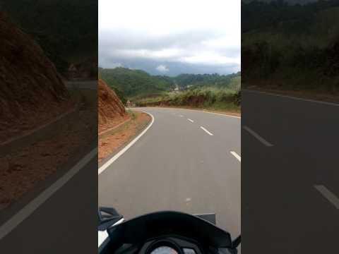 Garo to khasi hills ride