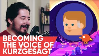 Becoming the voice of Kurzgesagt - Unify Podcast #2 YouTube Videos
