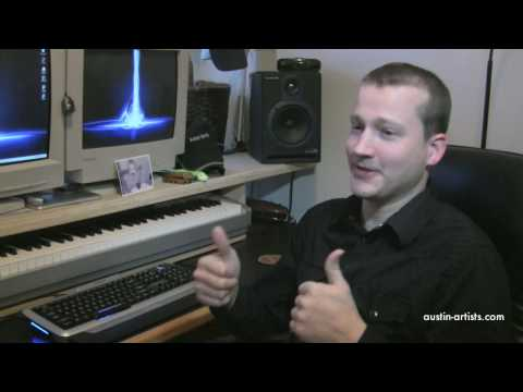 Music that makes Hollywood listen-Video interview with film scorer Justin Durban