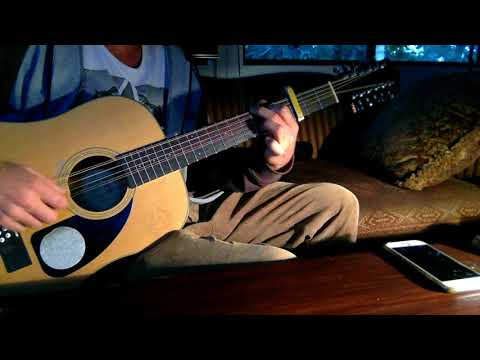 Digital Afterlife Track 58 FingerStyle - Ylia Callan Guitar