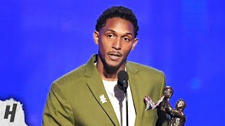Lou Williams Wins Sixth Man of the Year Award - 2019 NBA Awards