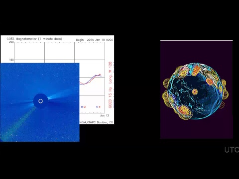 News, Earthquake Watch, Space weather, Storm Warnings, Year