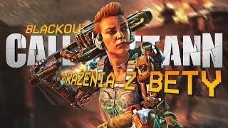 WRAŻENIA Z BETY - Call of Duty Blackout (PL) #7 (BO4 Blackout Gameplay PL)