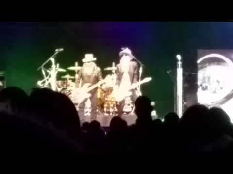 ZZTop Cheap Sunglasses Musikfest August 12, 20151