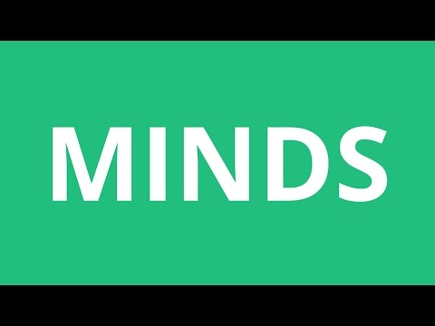 How To Pronounce Minds - Pronunciation Academy