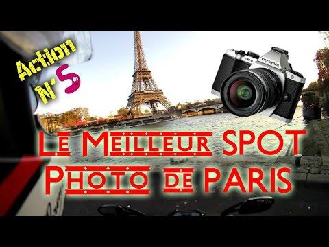 Le Meilleur Spot Photo de Paris - Action N' 5