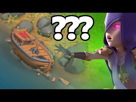 SHIPWRECK LOCATED!! - Clash Of Clans - IS IT FOR ALL TOWN HALL LEVELS!?