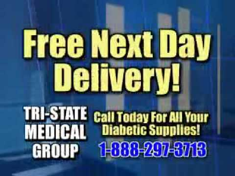Diabetes Supplies direct to your door - Free Next Day Shipping